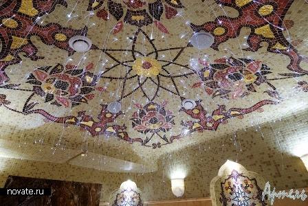 Мозаика, мозаичная мастерская 'Артель'