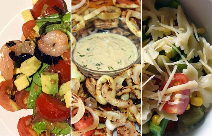 Семь фирменных рецептов быстрых блюд на экстренный случай, когда в дом неожиданно нагрянули гости.