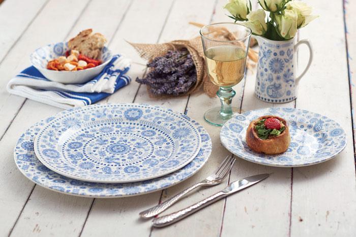 Churchill — чайная посуда с оригинальным дизайном из Англии.