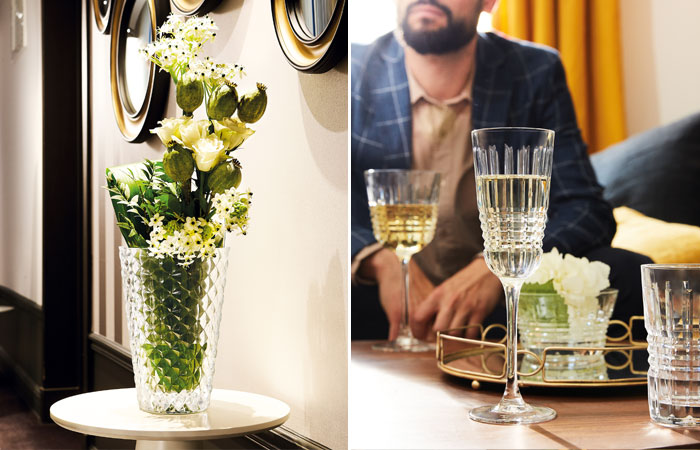 Cristal d'Arques Paris — изысканные и прочные бокалы из Франции.