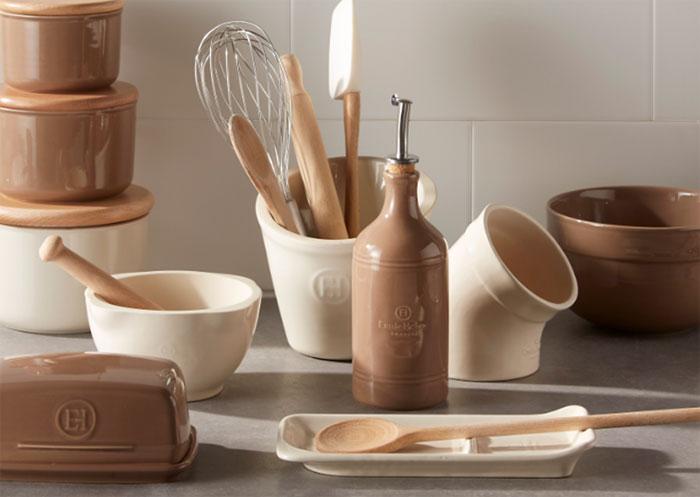 Emile Henry — посуда для кулинарных шедевров из Франции.