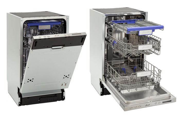 Встраиваемая посудомоечная машина Fornelli BI 45 Kamaya S (фото с сайта производителя).