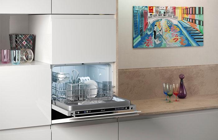 Встроенная посудомоечная машина Fornelli CI 55 Havana P5.