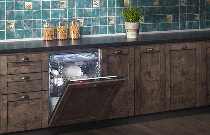 Посудомоечная машина Fornelli BI 60 Kaskata Light S.