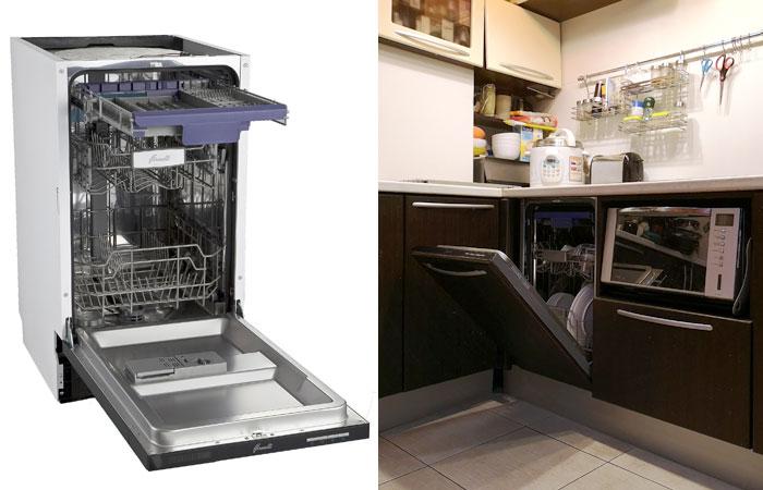Посудомоечная машина Fornelli KASKATA LIGHT.