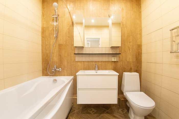 Отделка ванной комнаты, «Мастера ремонта»