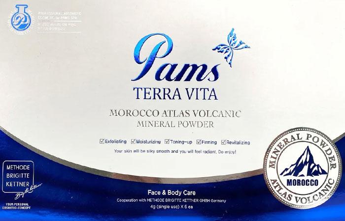 набор для домашнего использования Pams Terra Peel.