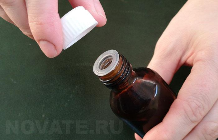 Как правильно открывать пробку на пузырьках