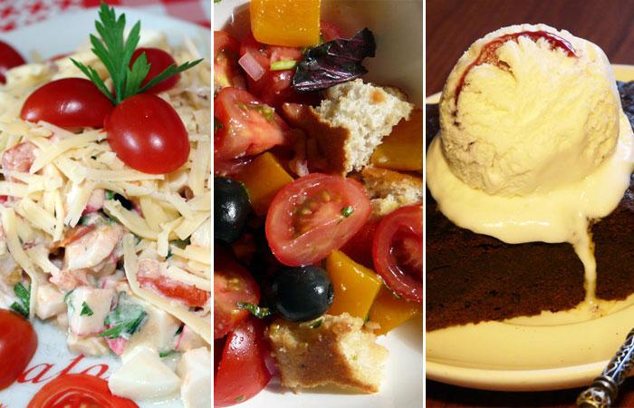 9 проверенных рецептов быстрых блюд на случай неожиданного прихода гостей.