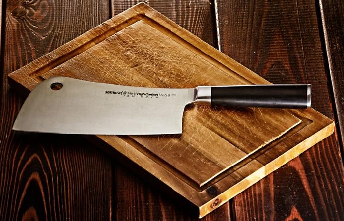 Топорик для мяса Samura.