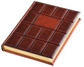 Шоколадный ежедневник
