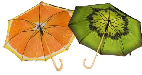 Фруктовый зонт