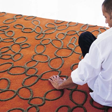 Необычные ковры от дизайнера Nani Marquina