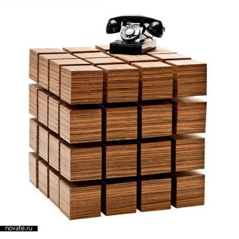 Мебель Рубика. Магнитный Куб в каждой комнате