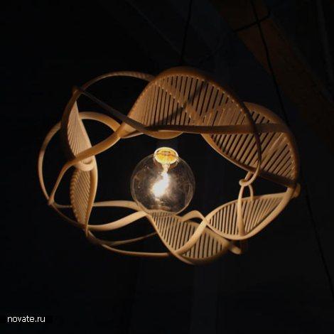 ДНК лампа.