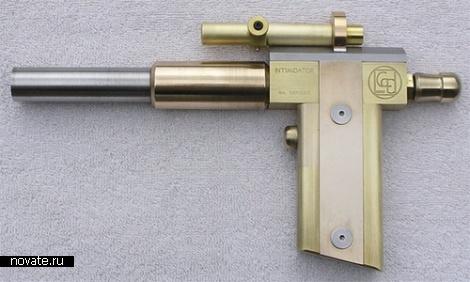 Загадочное оружие-устрашитель от GarE Maxton
