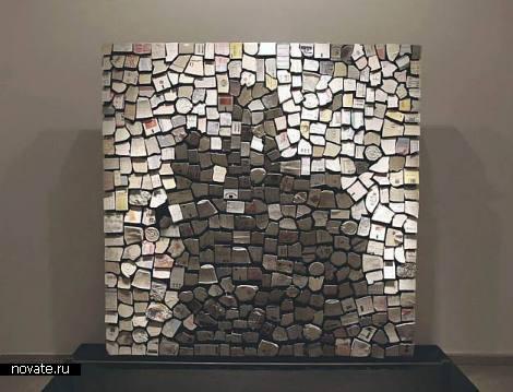 Необычные зеркала Daniel Rozin.
