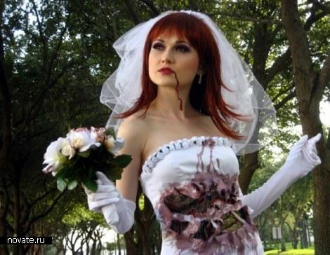 Обзор необычных тематических свадеб.
