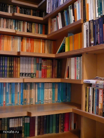 Лестничная библиотека. Покорение интеллектуальных вершин