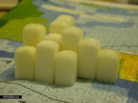 Топографический ковер для любителей геометрии и... ковров