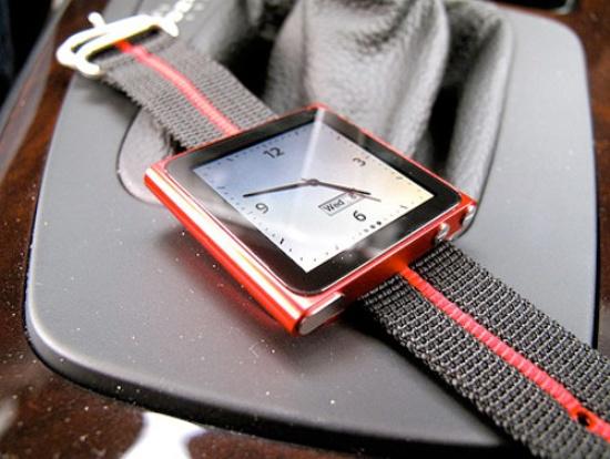 Часы из iPod Nano шестого поколения. То, чего мы все ждали