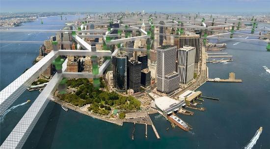 Добро пожаловать в Нью-Йорк образца XXXI-ого века