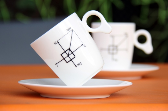 Японская чашка Zero Gravity для гикоманов и фриколюбителей