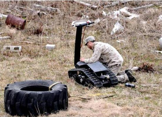 Америка захватывает умы молодежи военным скейтбордом DTV Shredder