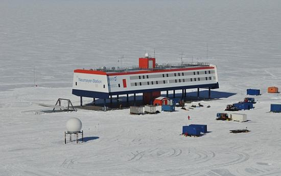 Neumayer Station III, немецкая антарктическая база