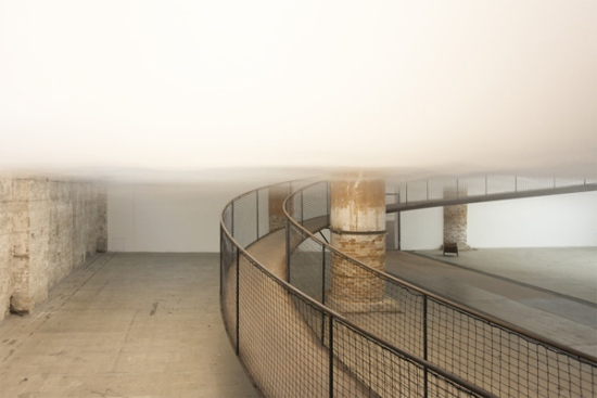 Дизайнер Testuo Kondo и компания Transsolar - создатели облака в помещении