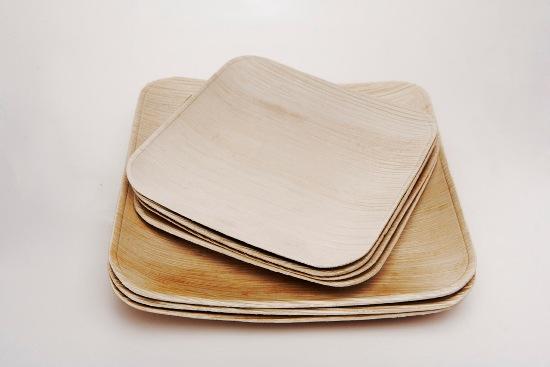 Картинки по запросу одноразовые тарелки и чашки из... опавших листьев