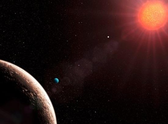 Gliese 581c - спасение от перенаселения Земли