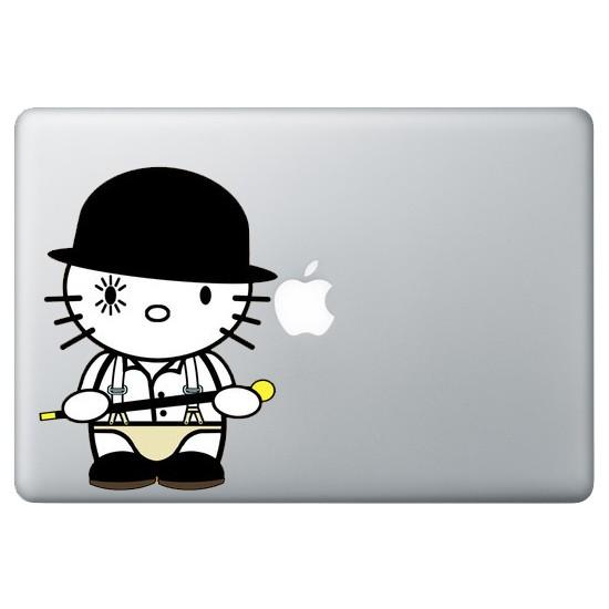 Macbook Decals: супер компьютеру - супер оформление