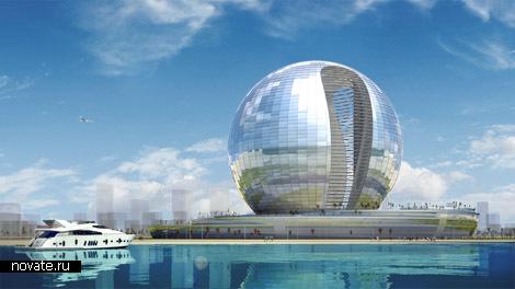 Международный Деловой Центр Status 3x3 – жемчужина Абу-Даби