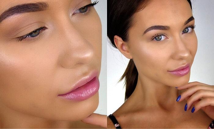 Как правильно сделать макияж без макияжа
