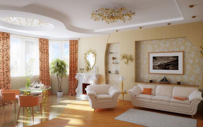 7 правил зрительно увеличить пространство комнаты