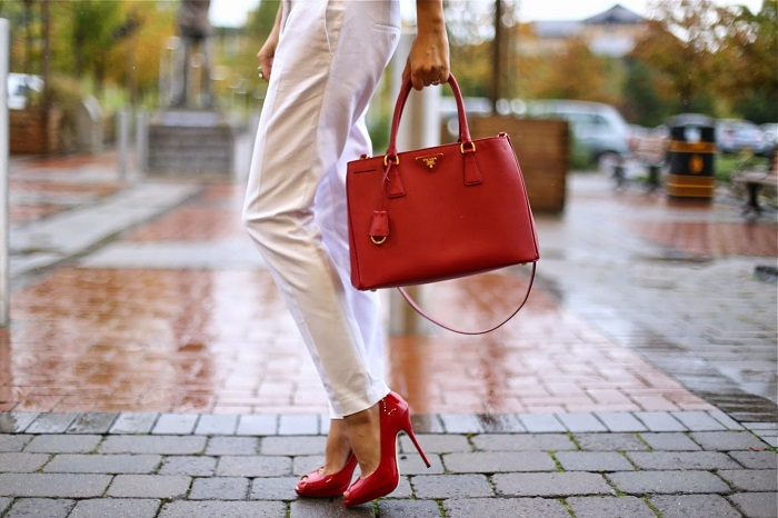 Сумка и туфли одного цвета - предрассудки из прошлого.