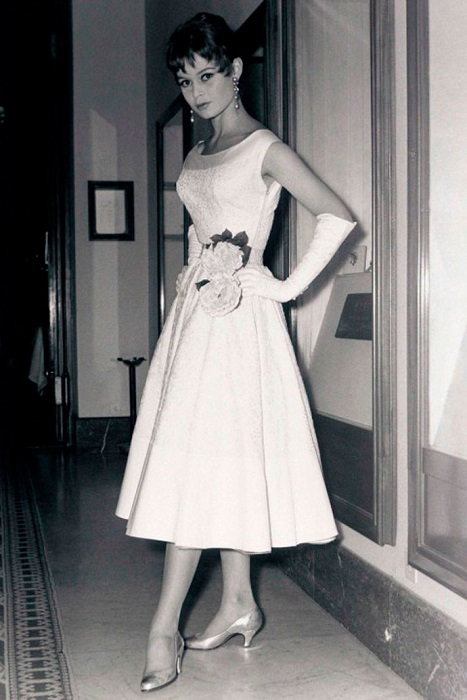 Бриджит Бардо 1953 год