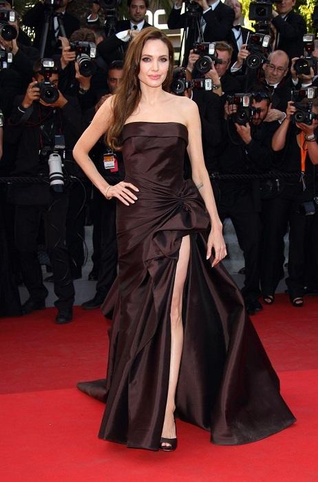Анджелина Джоли 2011 год