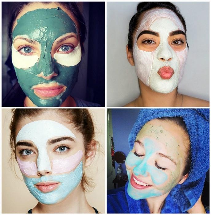 Мультимаскинг - новая тенденция в уходе за кожей лица