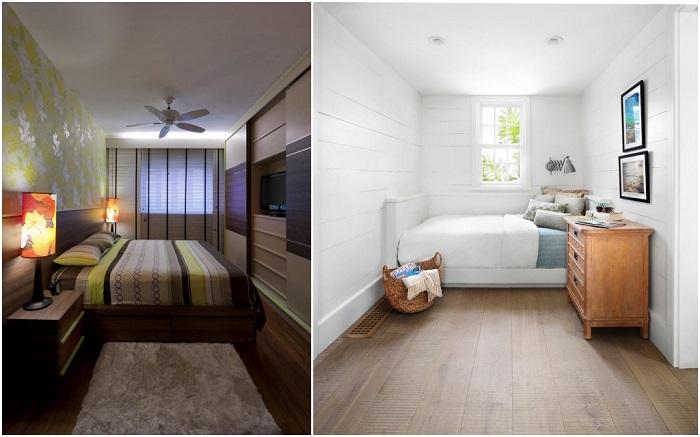 15 примеров дизайна крошечной спальни