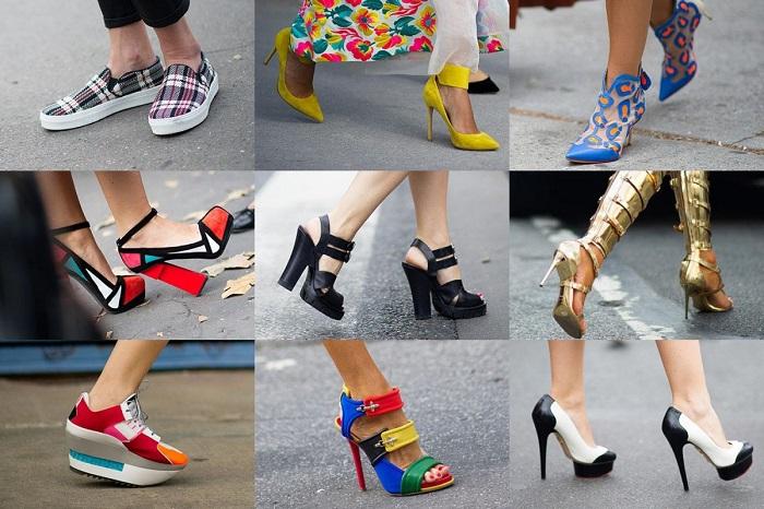 Модная обувь лета 2017
