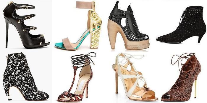 Туфли с разнообразным декором очень актуальны этим летом