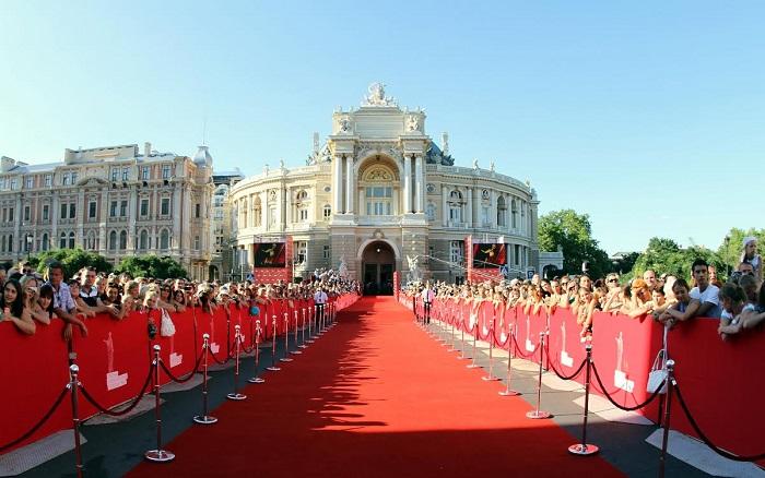 Самые нелепые образы Одесского кинофестиваля