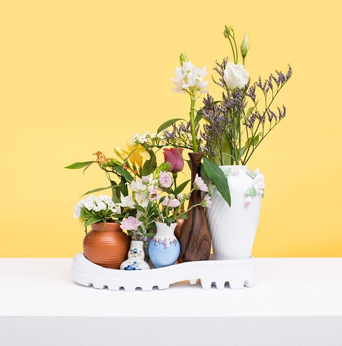 Туфли-цветы от PUTPUT