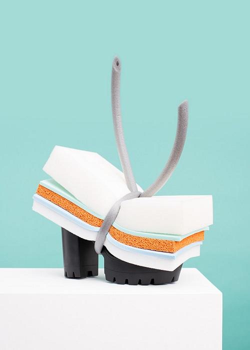 Туфли-суши от PUTPUT