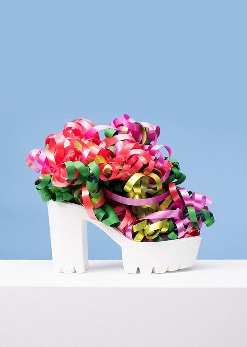 Туфли для любителей подарков от PUTPUT