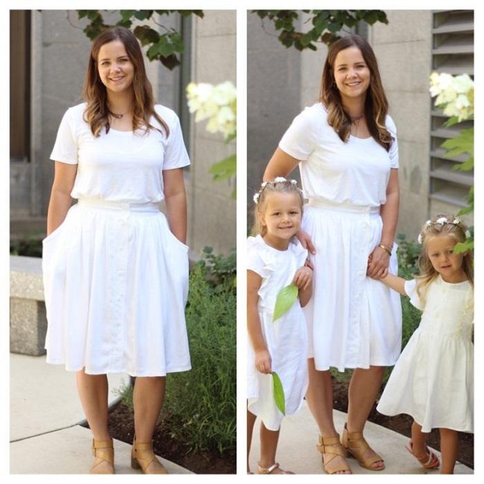 Стефани Миллер – преподаватель искусства и мама четверых замечательных детей