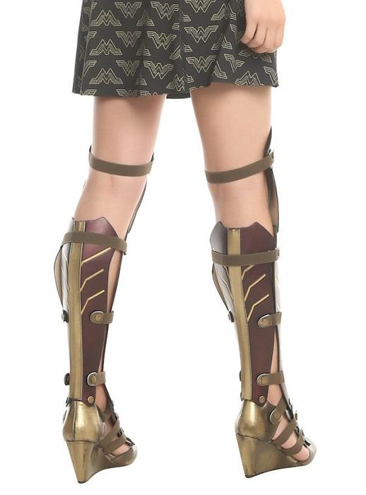 Wonder Woman Boot - обувь высокого качества и интересного дизайна