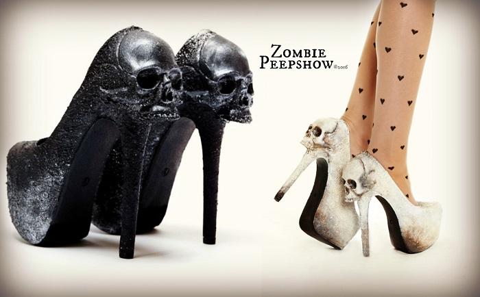 15 пар невероятной обуви для настоящих ценителей ужасной красоты
